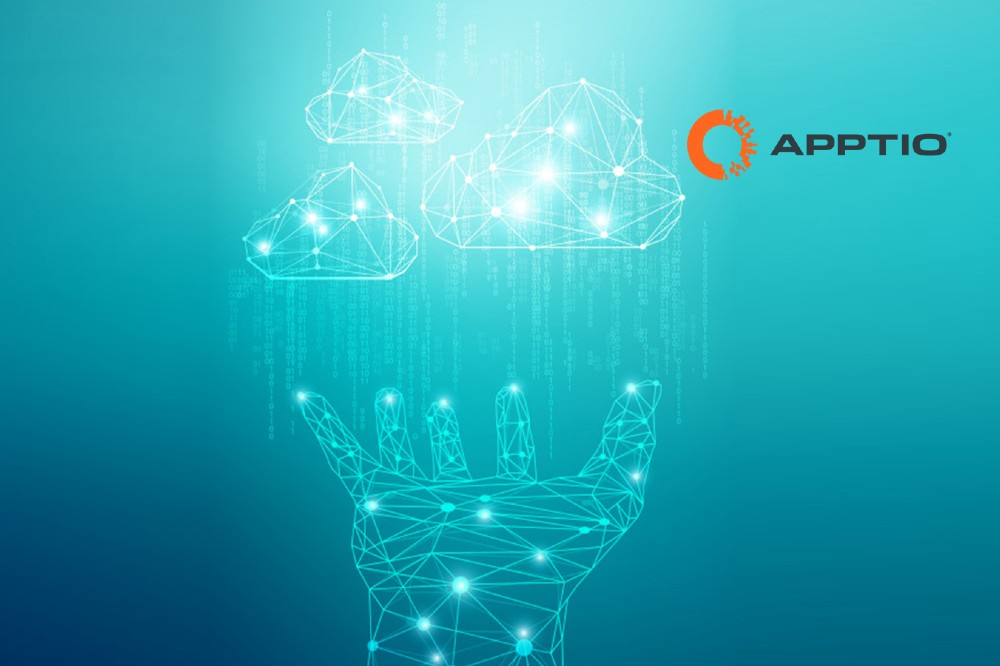 Apptio uses its own software to determine that AWS is best for its cloud needs