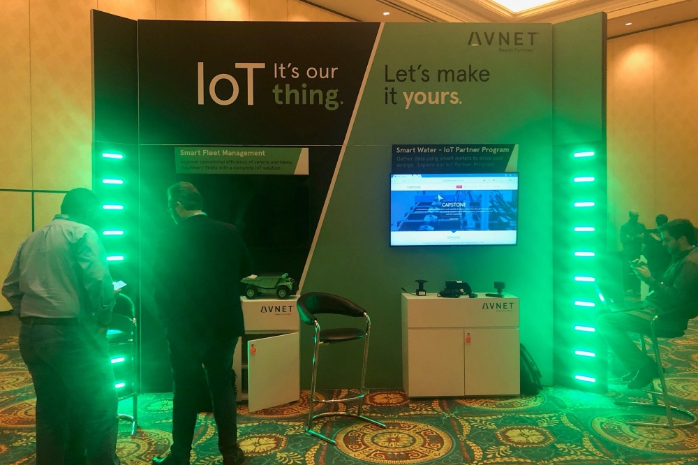 Avnet IoT at CES 2020