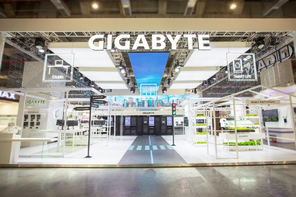 Gigabyte CES 2020