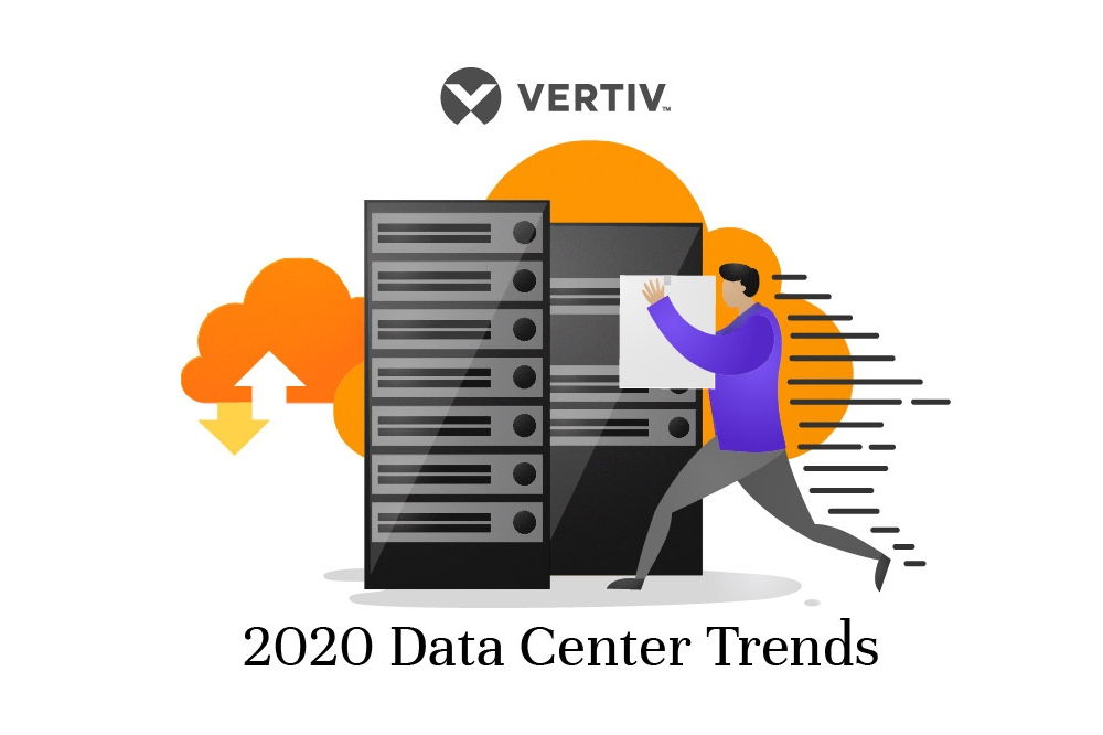 Vertiv's prediction for key data centre trends in 2020