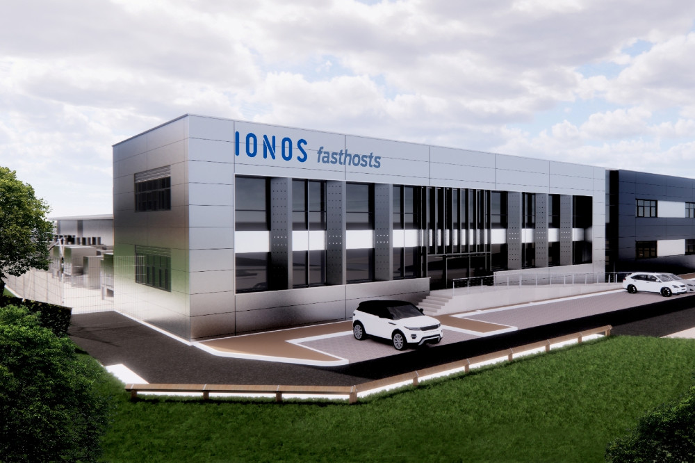 IONOS Worcester Six Data Centre