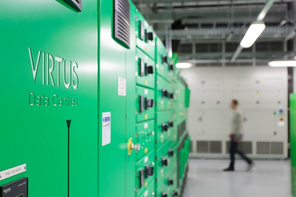 Virtus Green Data Centre
