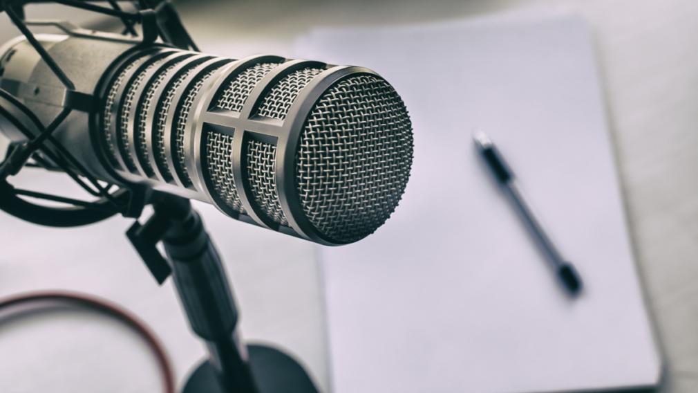 Data centre podcast