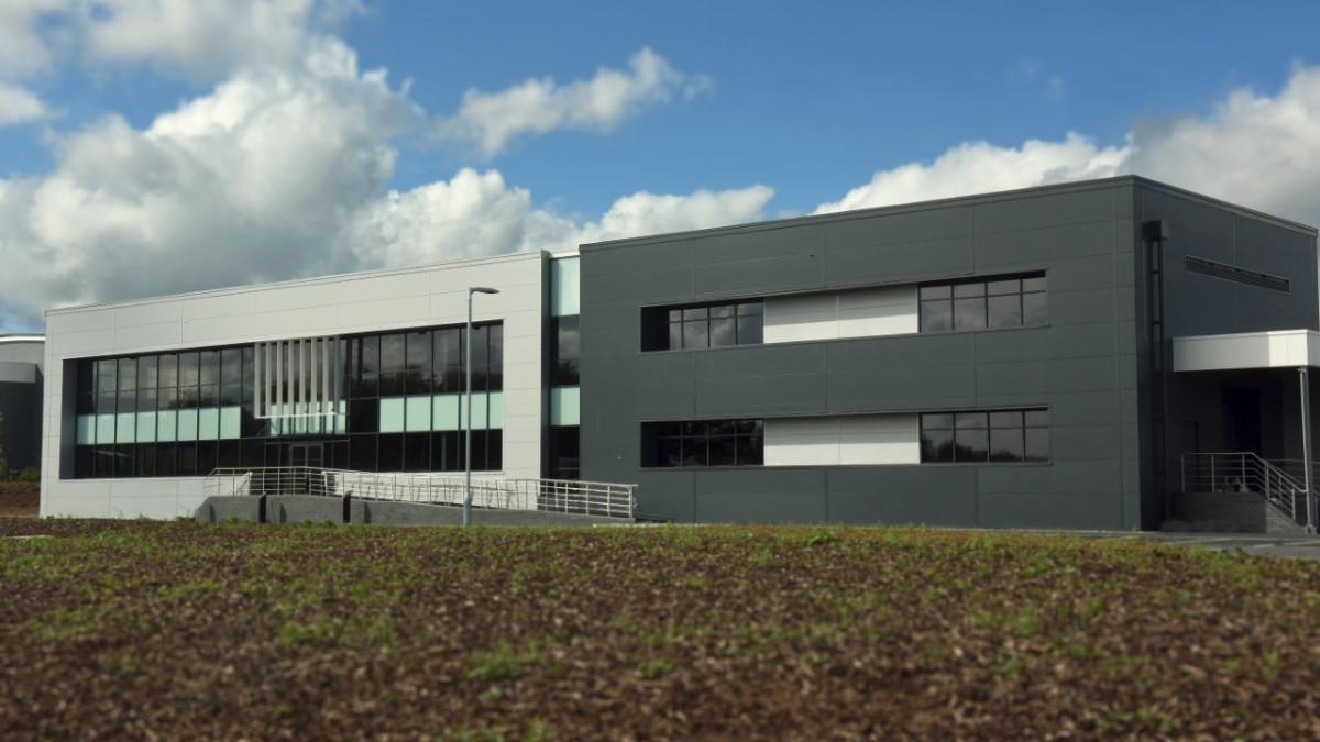 New Midlands data centre for IONOS